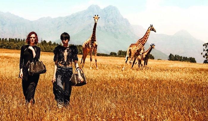 Jetset Passport | Louis Vuitton The Spirit of Travel Campaign