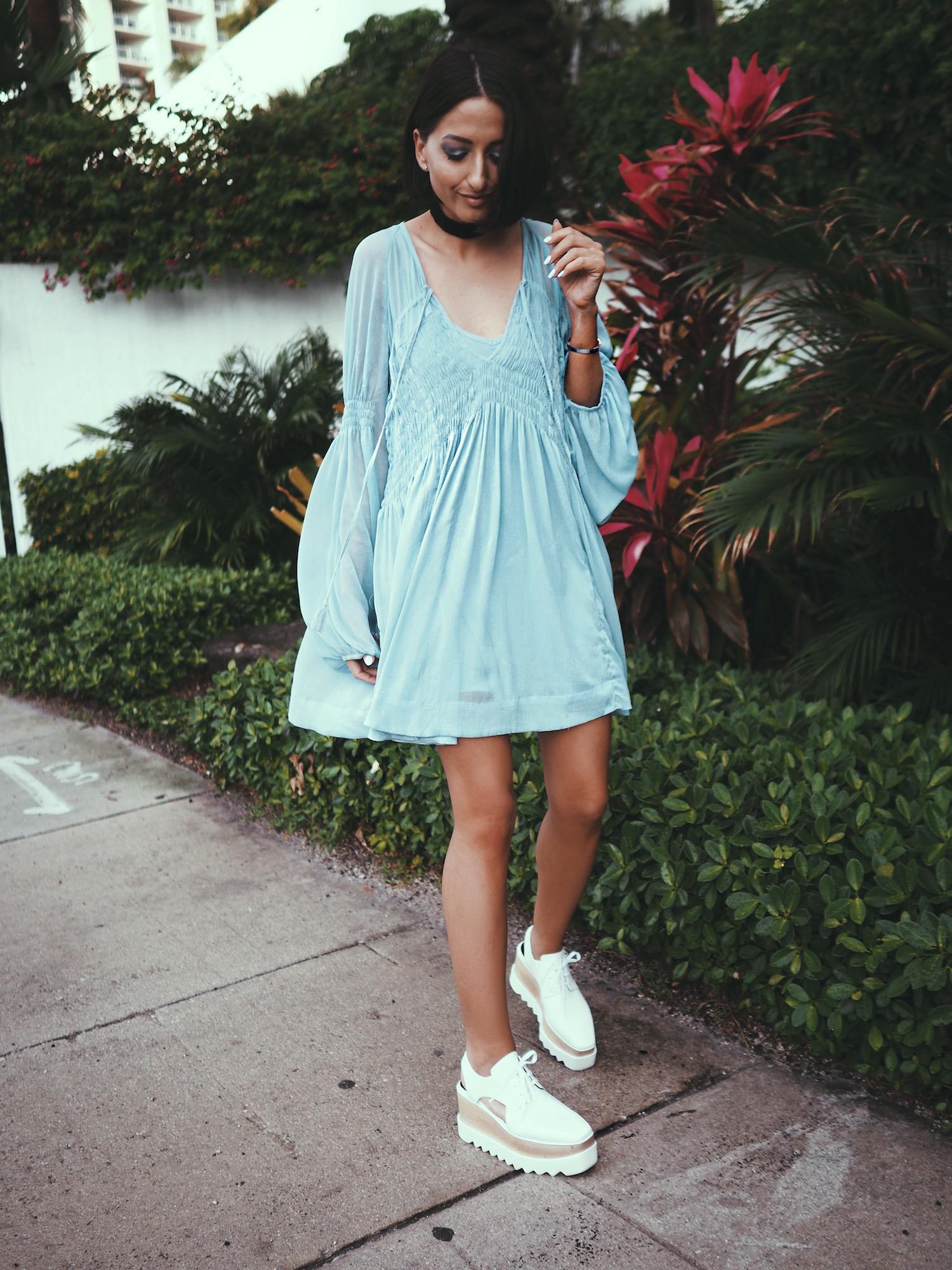 My Style | Blue Babydoll