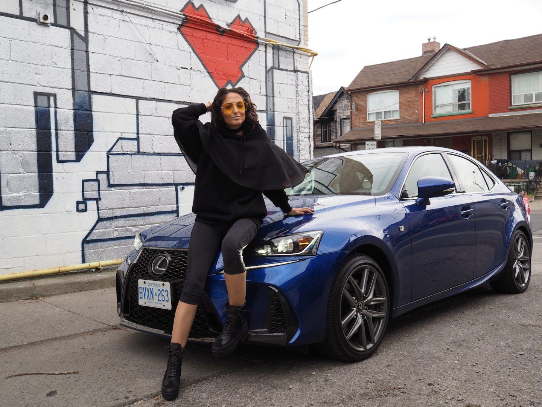 Experience Amazing: The Lexus Master Class